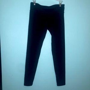 Nancy Rose Performance leggings geo print black